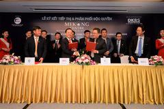 DKRS phân phối độc quyền dự án Mekong Centre