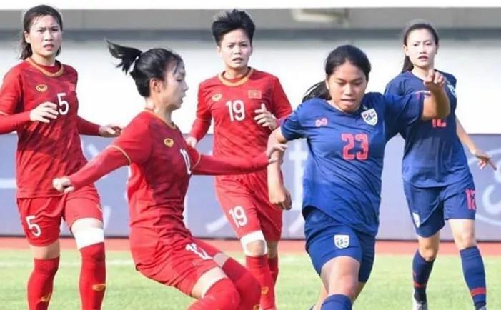 nữ Việt Nam vs nữ Thái Lan,tuyển nữ Việt Nam