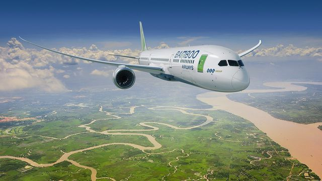 Bamboo Airways most punctual in ten months