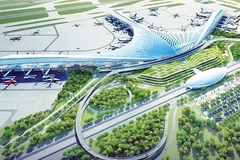 National Assembly permits Gov't to choose investor Long Thanh Int'l airport