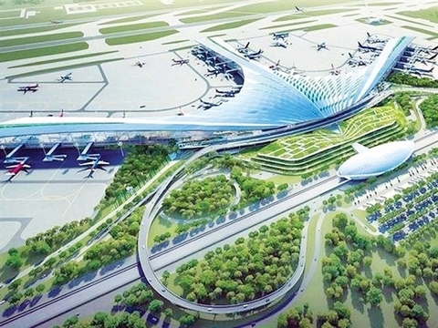 National Assembly permitsGov't to choose investor Long Thanh Int'lairport