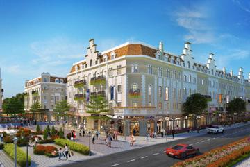 Địa ốc Hạ Long: 'Đua' mua nhà phố, hưởng ưu đãi cuối năm