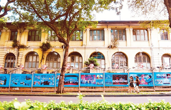 HCM City looks to boost heritage conservation