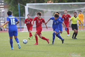 Đội trưởng tuyển nữ Việt Nam tiết lộ lý do mất điểm trước Thái Lan