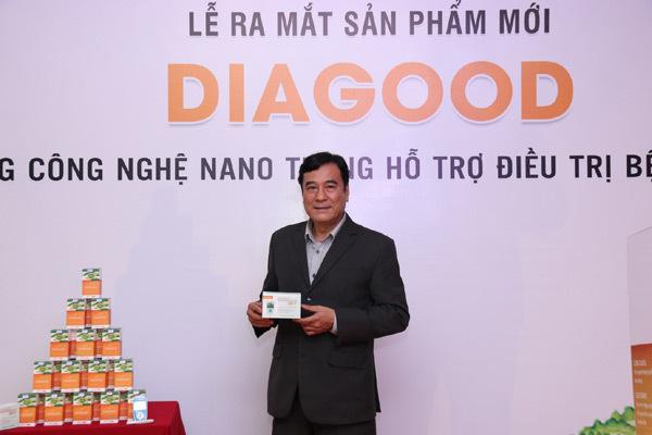 Ra mắt sản phẩm Diagood dành cho người bệnh tiểu đường