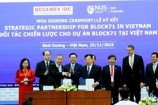 Singapore startup hub Block71 to open new opportunities in Vietnam