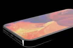 Ngắm mẫu iPhone 12 với camera selfie ẩn dưới màn hình đẹp long lanh