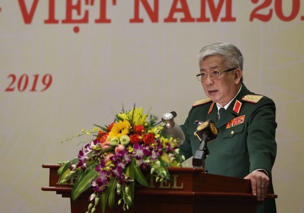 Vietnams defence policy,peace,self-defence,Nguyen Chi Vinh,White Paper,Vietnamese military,national sovereignty,East Sea,national defence,updated Vietnam news