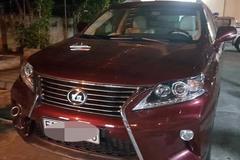 Hai đàn ông vào khách sạn ở Cần Thơ trộm xe Lexus lãnh án