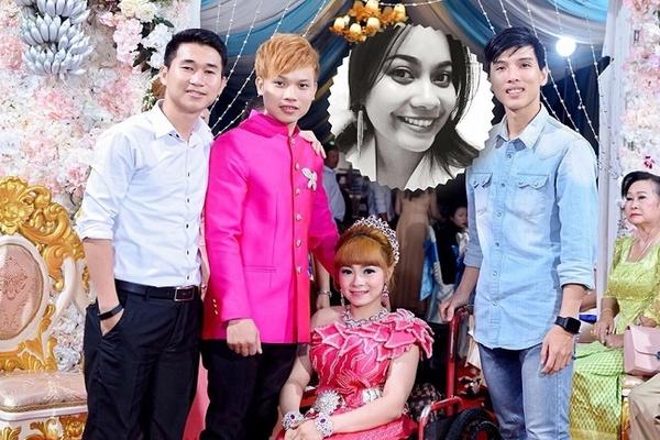 Kết ngọt ngào của chàng trai mang 50 khay lễ hỏi cưới cô gái khuyết tật