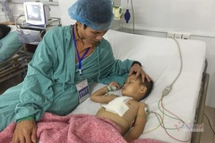 Bé trai ở Hà Tĩnh vượt cửa tử sau bài báo trên VietnamNet