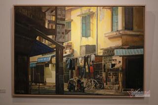 'Xuống phố 3' với họa sĩ Phạm Bình Chương