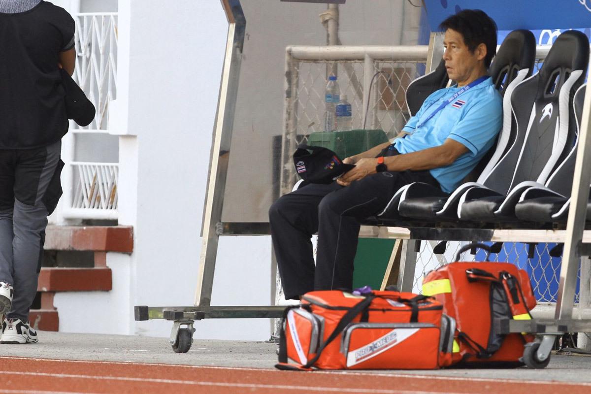 U22 Thái Lan thua đau, Akira Nishino vẫn nói cứng