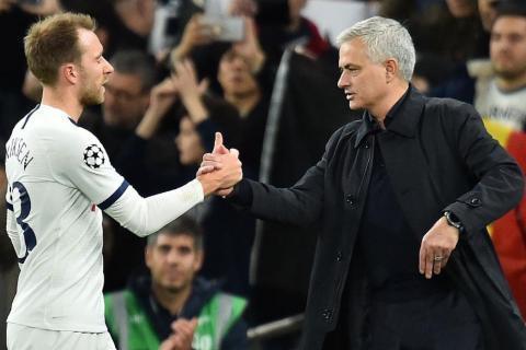 Mourinho,Tottenham,Cúp C1,MU