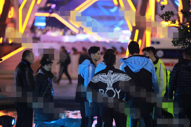 Tài tử Trung Quốc Cao Dĩ Tường đột tử khi đang quay show