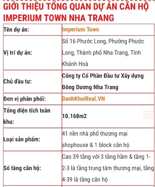 """Phớt lờ """"lệnh cấm"""", dự án Imperium ở Khánh Hòa vẫn rao bán rầm rộ"""