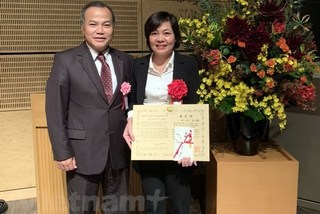 Vietnamese scientist honoured with Japan int'l award