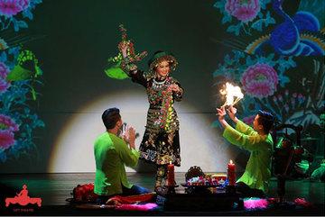 Artisan dedicates life to ritual singing