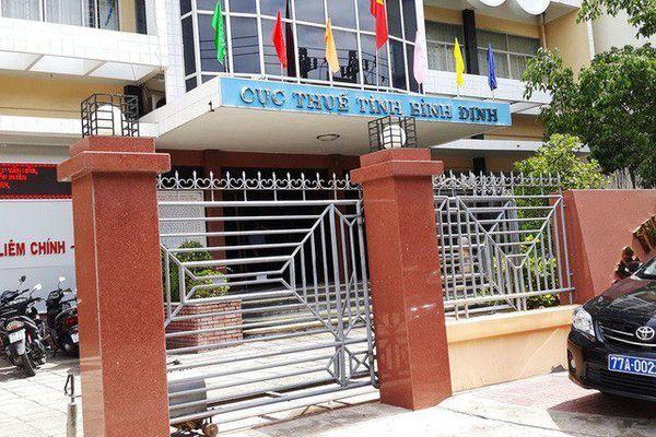 Nguyên Cục trưởng Cục thuế tỉnh Bình Định bị cảnh cáo