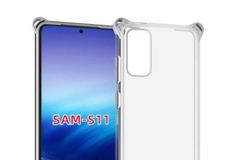 Lộ diện chi tiết Galaxy S11 với ốp lưng bảo vệ