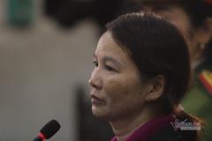 Mẹ nữ sinh Cao Mỹ Duyên kêu oan tại tòa