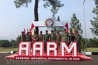 Vietnam team come third at 29th ASEAN Armies Rifle Meet