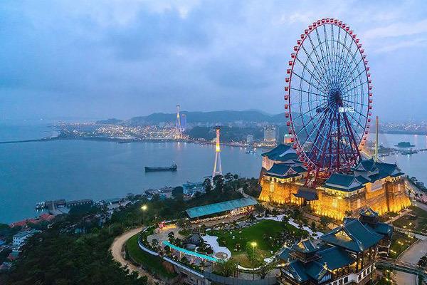 Quảng Ninh - điểm hẹn du lịch biển đảo