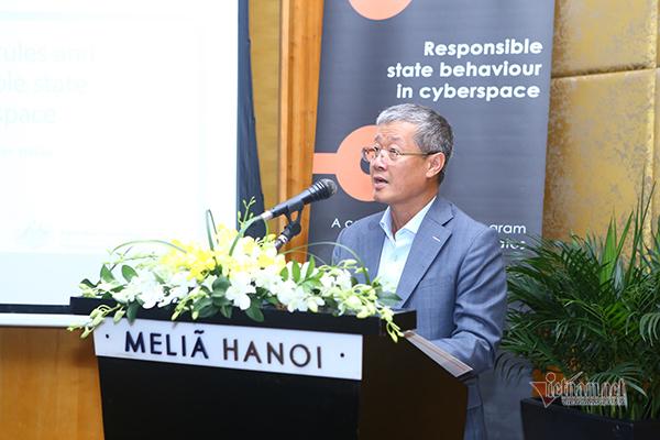 Việt Nam sẽ góp phần vào việc gìn giữ hòa bình trên không gian mạng