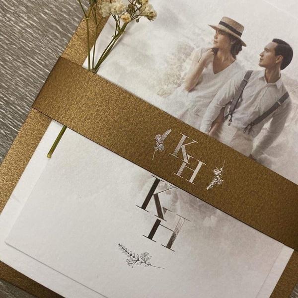 Xôn xao thiệp cưới của Kim Lý, Hồ Ngọc Hà