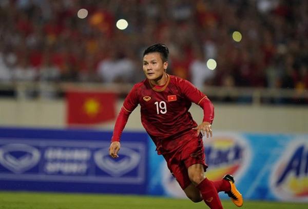Quang Hai listed among top players at SEA Games