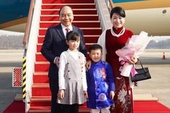 Lễ đón Thủ tướng Nguyễn Xuân Phúc tại thủ đô Seoul, Hàn Quốc