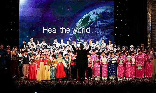 Hundreds to perform at charity concert