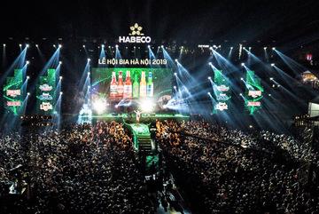Lễ hội Bia Hà Nội 2019 trở lại Thủ đô với nhiều trải nghiệm hấp dẫn