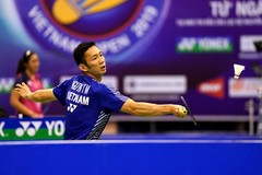 Vietnam's top badminton player Tien Minh misses chance to compete at SEA Games 30
