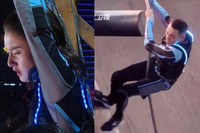 Gameshow 'tử thần' khiến Cao Dĩ Tường chết, nhiều sao nhập viện