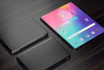 Samsung sắp ra mắt máy tính bảng màn hình gập đầu tiên