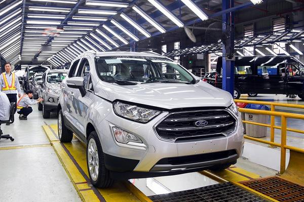 Mơ bán 1,8 triệu ôtô/năm: Đổ nghìn tỷ xây nhà máy, vừa làm vừa lo