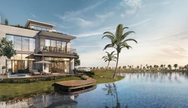 'Siêu biệt thự' Ecopark Grand - The Island đẳng cấp tới mức nào?