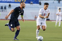 Video bàn thắng U22 Myanmar 2-1 U22 Philippines