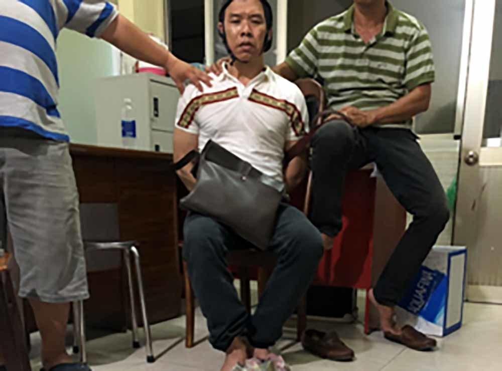 Ô tô của ông trùm chở lượng ma tuý 'khủng' trên đường phố Sài Gòn