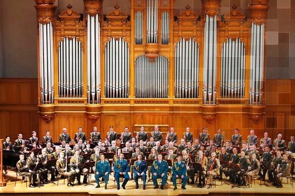 Dàn nhạc của Tổng thống Nga Vladimir Putin sang biểu diễn tại Việt Nam