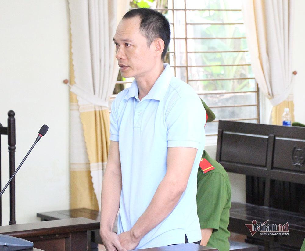 Kẻ đạp trúng đầu khiến trung tá công an ngã tử vong lãnh án 10 năm tù