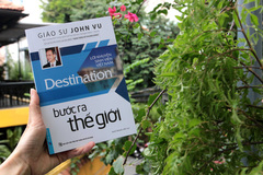 Cuốn sách cho người trẻ 'Bước ra thế giới'