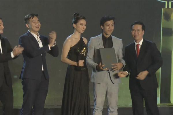 Bông sen vàng,liên hoan phim Việt Nam,Song lang,Trấn Thành,Hoàng Yến Chibi,Kiều Minh Tuấn,Cát Phượng,An Nguy