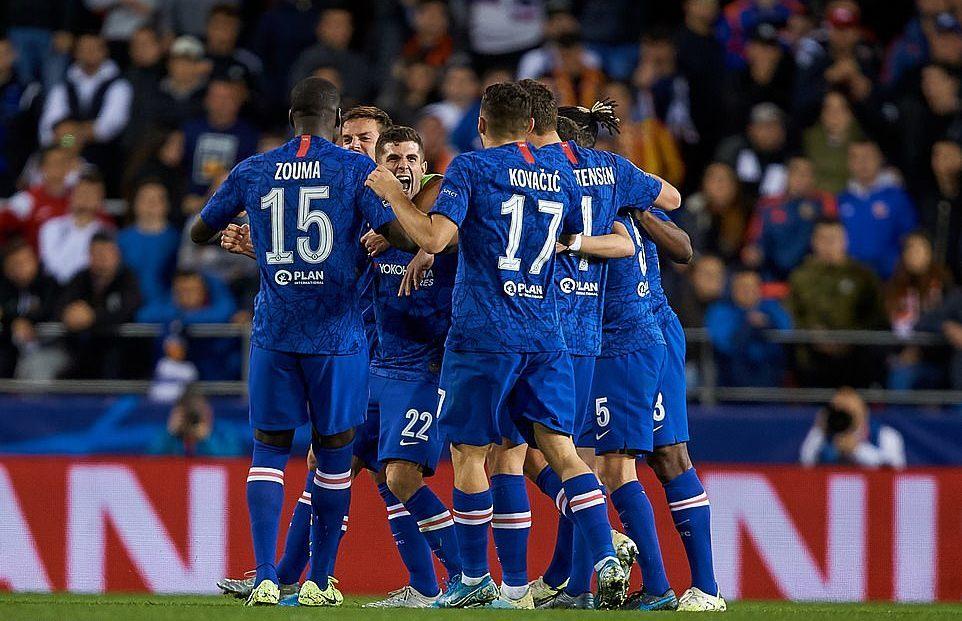 Chelsea đánh rơi chiến thắng trước Valencia - Ảnh 1.
