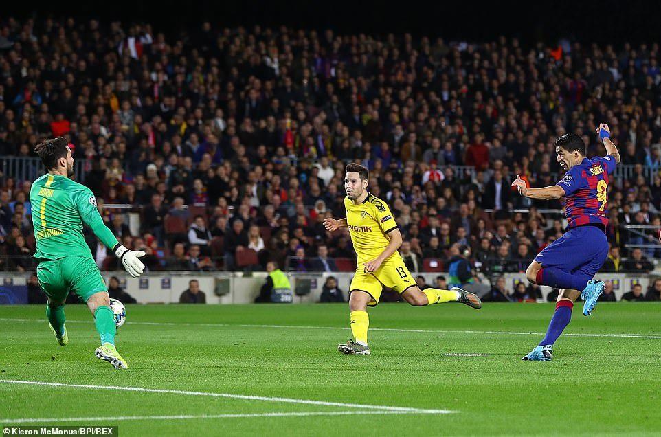 Barcelona vs Dortmund,Barca,Dortmund