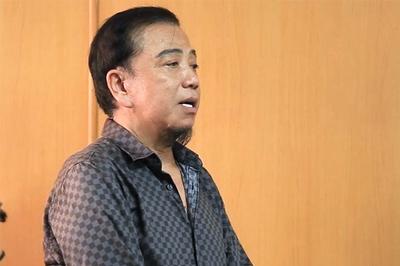 Nghệ sĩ Hồng Tơ lại hầu tòa