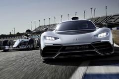 Siêu xe Mercedes AMG One giao hàng đầu năm 2021