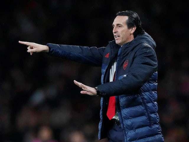 Unai Emery,Arsenal,Europa League,Premier League