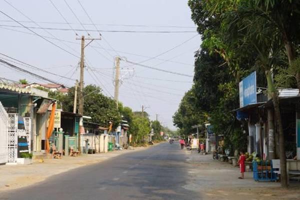 Bình Thạnh Đông đạt chuẩn văn hóa nông thôn mới